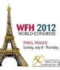 XXX Congresso Internazionale World Federation of Hemophilia (WFH)